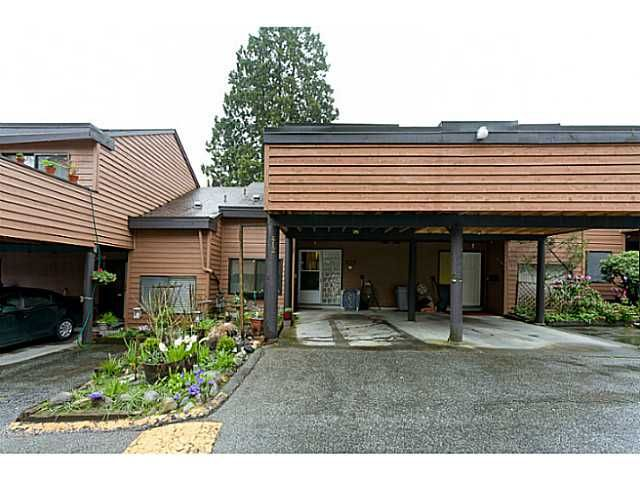 """Main Photo: 412 CARDIFF Way in Port Moody: College Park PM Townhouse for sale in """"EASTHILL"""" : MLS®# V1059936"""