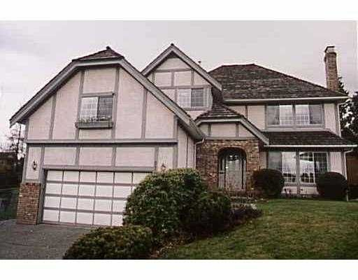 Main Photo: 2539 TRILLIUM PL in Coquitlam: Summitt View House for sale : MLS®# V602912