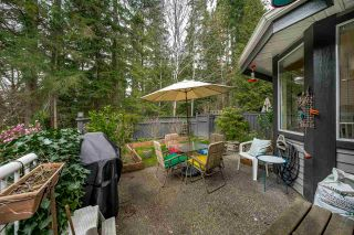 """Photo 20: 132 2998 ROBSON Drive in Coquitlam: Westwood Plateau Townhouse for sale in """"FOXRUN"""" : MLS®# R2360529"""