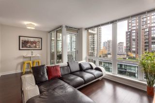 Photo 10: 1108 1055 RICHARDS Street in Vancouver: Downtown VW Condo for sale (Vancouver West)  : MLS®# R2118701