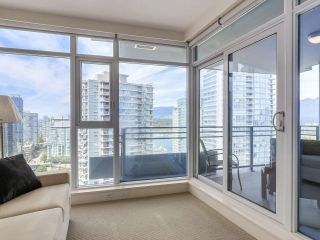 """Photo 16: 2301 1205 W HASTINGS Street in Vancouver: Coal Harbour Condo for sale in """"CIELO"""" (Vancouver West)  : MLS®# R2191331"""