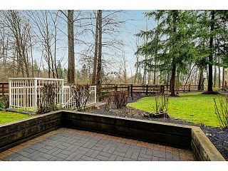 """Photo 20: 110 2551 PARKVIEW Lane in Port Coquitlam: Central Pt Coquitlam Condo for sale in """"THE CRESCENT"""" : MLS®# V1041287"""