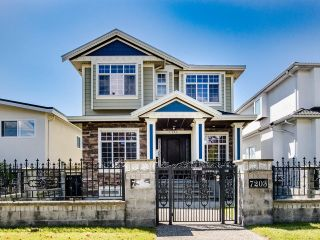 Photo 1: 7205 DUFF Street in Vancouver: Fraserview VE House for sale (Vancouver East)  : MLS®# R2461532