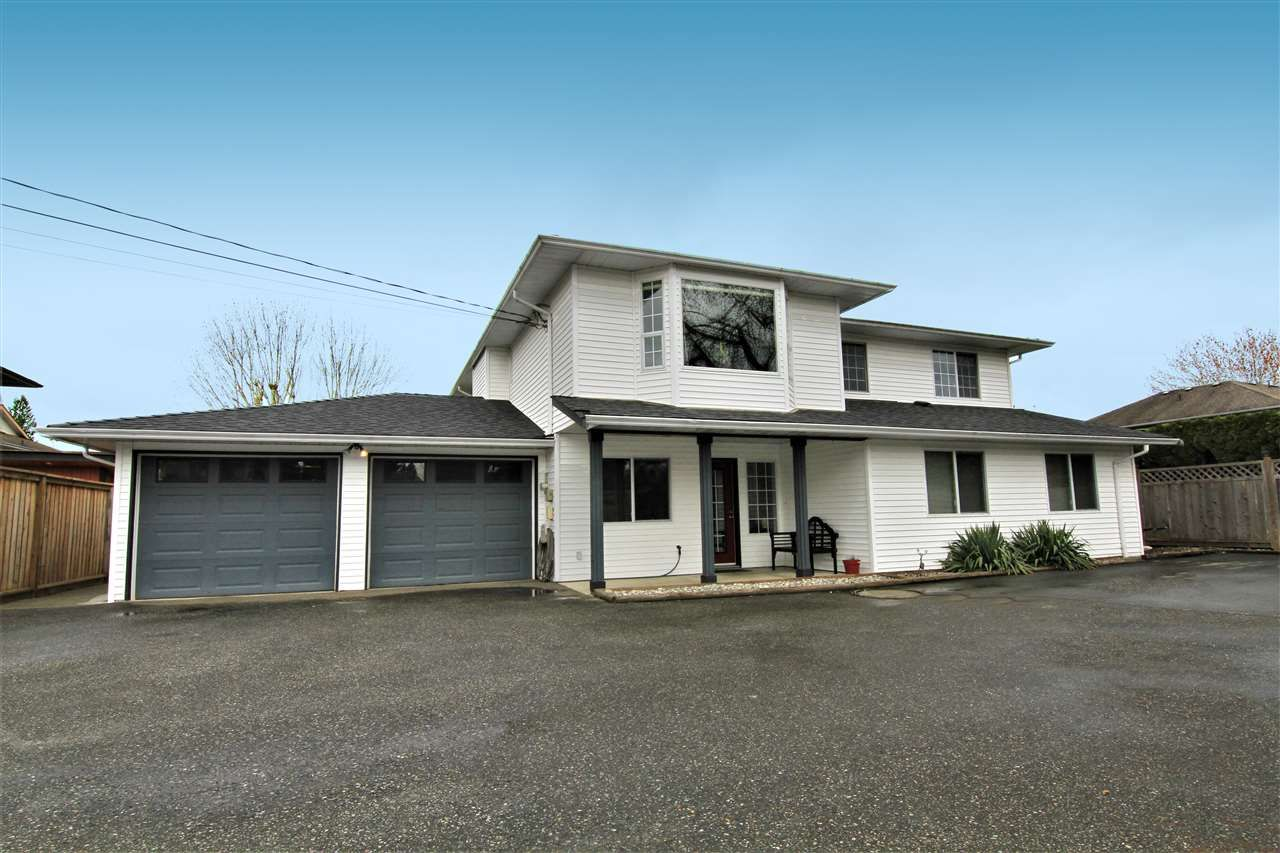 Main Photo: 12236 MCMYN AVENUE in Pitt Meadows: Mid Meadows House for sale : MLS®# R2253443