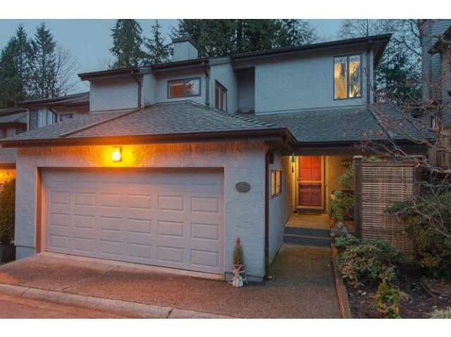 """Main Photo: 1743 RUFUS Drive in North Vancouver: Westlynn Townhouse for sale in """"Concorde Place"""" : MLS®# V1045304"""