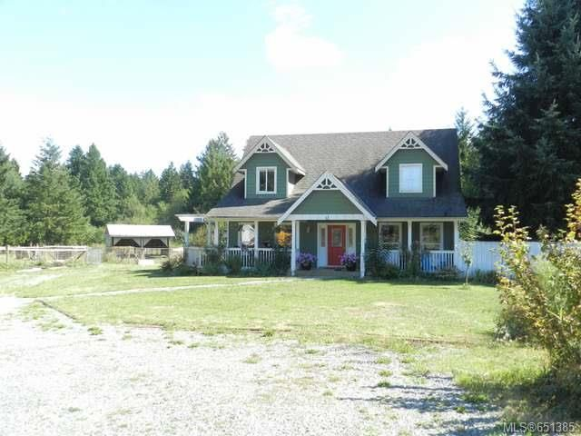 Main Photo: 4374 WEBDON ROAD in DUNCAN: 109 House for sale (Zone 3 - Duncan)  : MLS®# 651385
