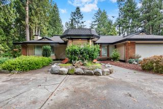 """Photo 1: 14309 GREENCREST Drive in Surrey: Elgin Chantrell House for sale in """"Elgin Creek Estates"""" (South Surrey White Rock)  : MLS®# R2621314"""
