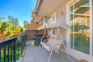 """Photo 22: 18 24086 104 Avenue in Maple Ridge: Albion Townhouse for sale in """"WILLOW"""" : MLS®# R2503932"""