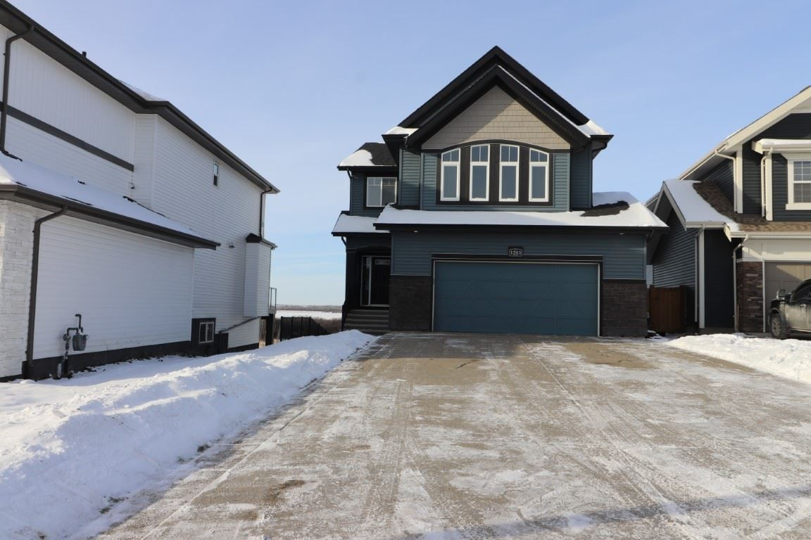 Main Photo: 1261 Peregrine Terrace in Edmonton: Zone 59 House for sale : MLS®# E4228982