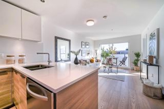 """Photo 11: 505 3456 COMMERCIAL Street in Vancouver: Victoria VE Condo for sale in """"Mercer"""" (Vancouver East)  : MLS®# R2496302"""