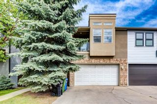 Photo 1: 4804 16 Street SW in Calgary: Altadore Semi Detached for sale : MLS®# A1117536