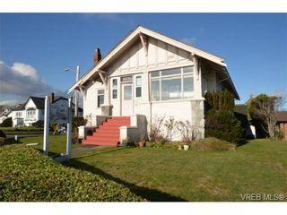 Photo 1: 1250 Dallas Rd in VICTORIA: Vi Fairfield West Quadruplex for sale (Victoria)  : MLS®# 683133