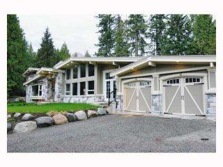 Photo 1: 1255 BURKE MOUNTAIN Street in Coquitlam: Burke Mountain House for sale : MLS®# V815696