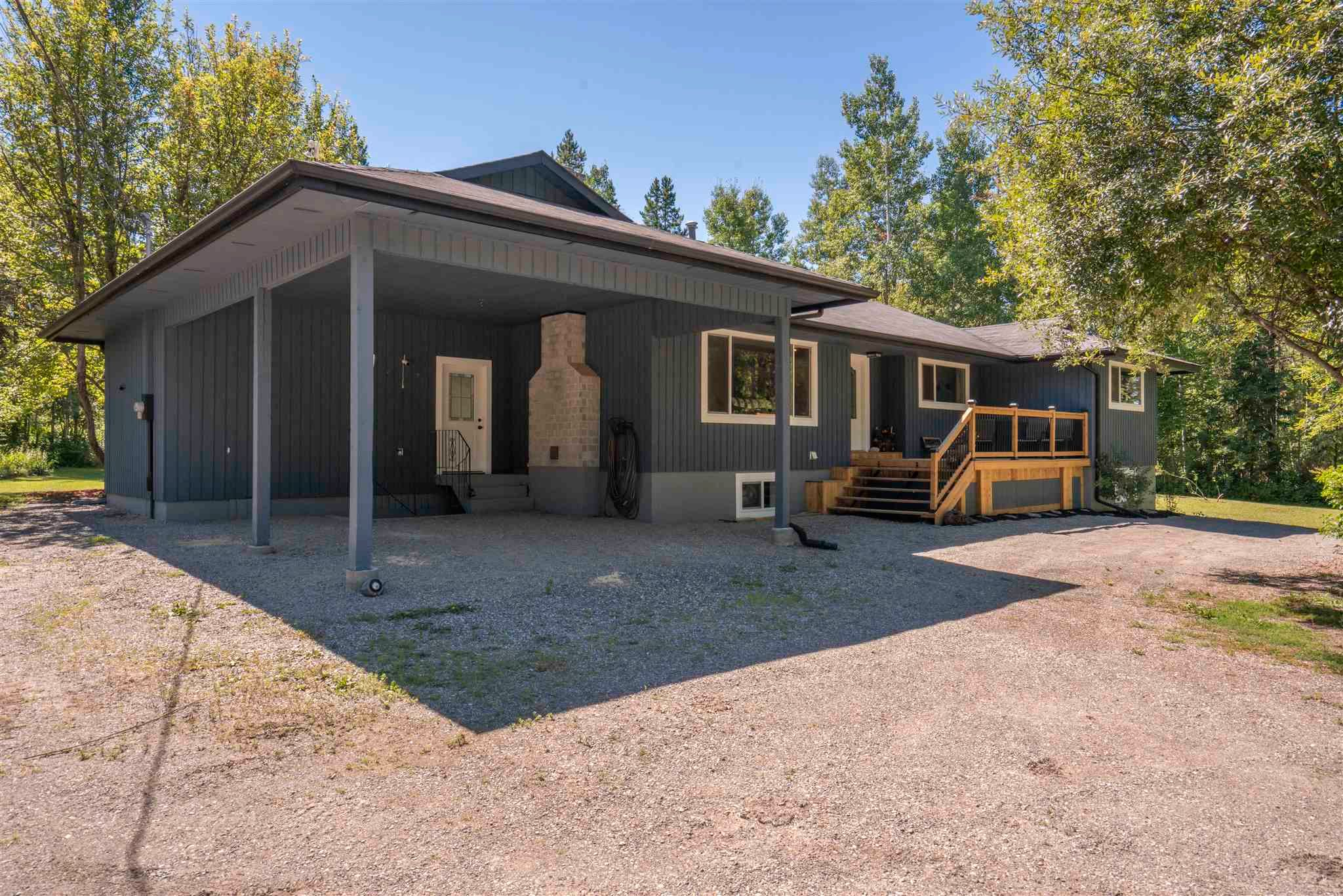 Main Photo: 4245 REEVES Road in Prince George: Buckhorn House for sale (PG Rural South (Zone 78))  : MLS®# R2606431