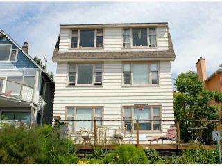 """Photo 1: 15156 VICTORIA Avenue: White Rock Fourplex for sale in """"WHITE ROCK"""" (South Surrey White Rock)  : MLS®# F1418007"""
