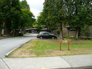"Photo 1: 24 1140 EAGLERIDGE Drive in Coquitlam: Eagle Ridge CQ Townhouse for sale in ""Eagle Ridge"" : MLS®# R2386010"