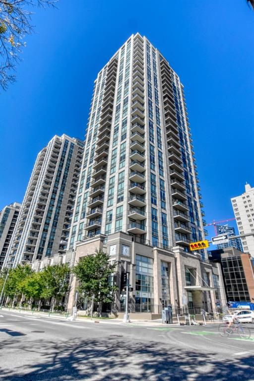 Main Photo: 2908 1111 10 Street SW in Calgary: Beltline Apartment for sale : MLS®# A1056622