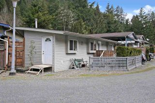 """Photo 2: 34 1650 COLUMBIA VALLEY Road: Columbia Valley Land for sale in """"LEISURE VALLEY"""" (Cultus Lake)  : MLS®# R2542737"""
