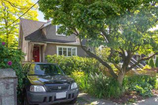 Main Photo: 2540 W 5TH Avenue in Vancouver: Kitsilano House for sale (Vancouver West)  : MLS®# R2592217
