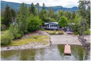 Photo 1: 4867 Parker Road: Eagle Bay House for sale (Shuswap Lake)  : MLS®# 10186336