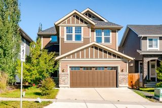 Main Photo: 410 Silverado Way SW in Calgary: Silverado Detached for sale : MLS®# A1148922