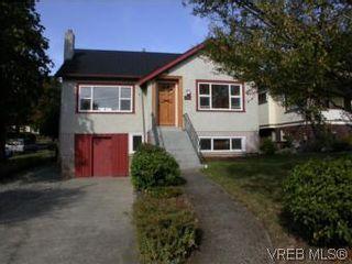 Photo 1: 1102 Vista Hts in VICTORIA: Vi Hillside House for sale (Victoria)  : MLS®# 517520