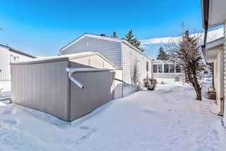 Photo 27: 301 Burroughs Circle NE in Calgary: Monterey Park Mobile for sale : MLS®# A1070742