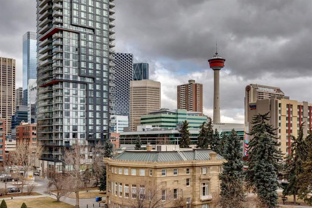 Main Photo: 602 323 13 Avenue SW in Calgary: Beltline Apartment for sale : MLS®# A1092583