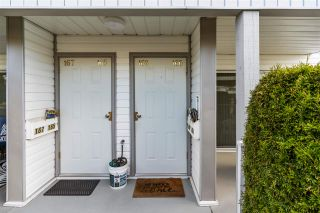 """Photo 3: 166 32691 GARIBALDI Drive in Abbotsford: Abbotsford West Townhouse for sale in """"Carriage Lane"""" : MLS®# R2590175"""