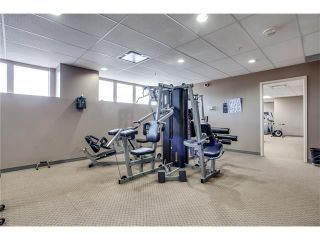 Photo 24: 1406 1053 10 Street SW in Calgary: Beltline Condo for sale : MLS®# C4110004
