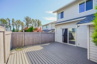 """Photo 24: 19 26970 32 Avenue in Langley: Aldergrove Langley Townhouse for sale in """"Parkside Village"""" : MLS®# R2604495"""
