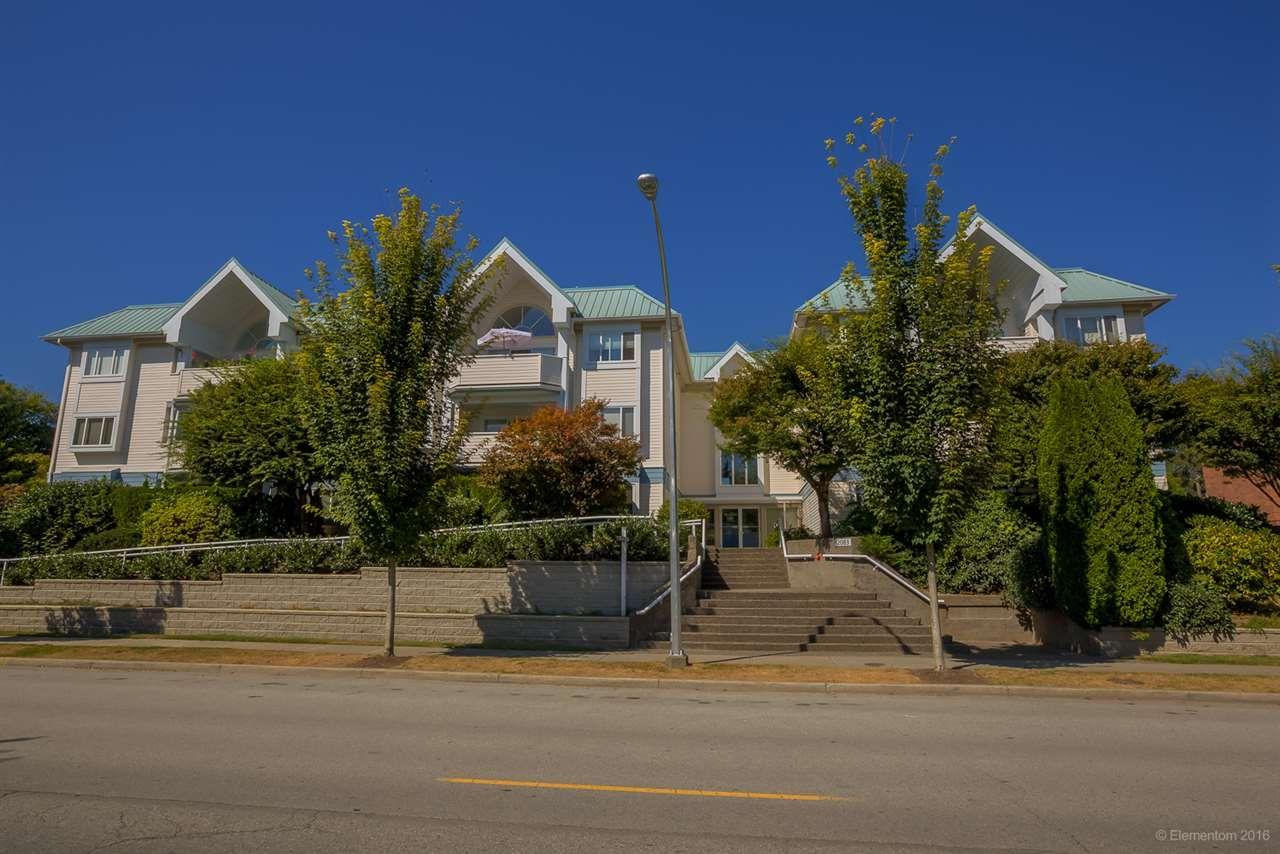 "Main Photo: 105 2083 COQUITLAM Avenue in Port Coquitlam: Glenwood PQ Condo for sale in ""TIFFANY COURT"" : MLS®# R2101619"