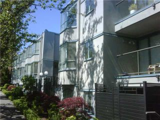 """Photo 9: 21 939 W 7TH Avenue in Vancouver: Fairview VW Townhouse for sale in """"MERIDIAN COURT"""" (Vancouver West)  : MLS®# V829669"""