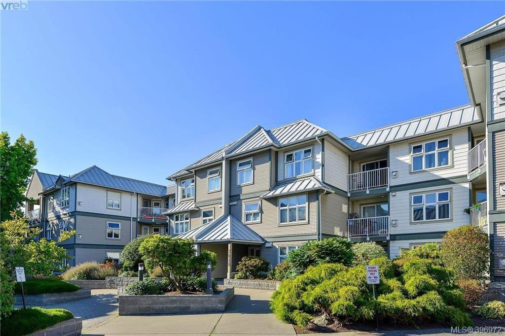 Main Photo: 203 3010 Washington Ave in VICTORIA: Vi Burnside Condo for sale (Victoria)  : MLS®# 794042