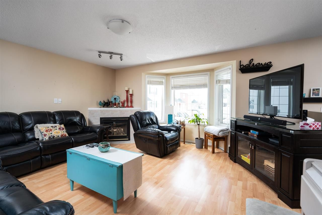 Main Photo: 8321 160 Avenue in Edmonton: Zone 28 Townhouse for sale : MLS®# E4242673