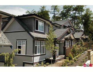 "Main Photo: 32 14462 61A Avenue in Surrey: Sullivan Station Townhouse for sale in ""RAVINA"" : MLS®# F2910963"
