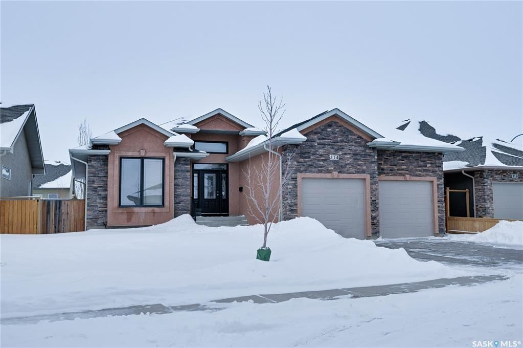 Main Photo: 314 Beechdale Crescent in Saskatoon: Briarwood Residential for sale : MLS®# SK839598