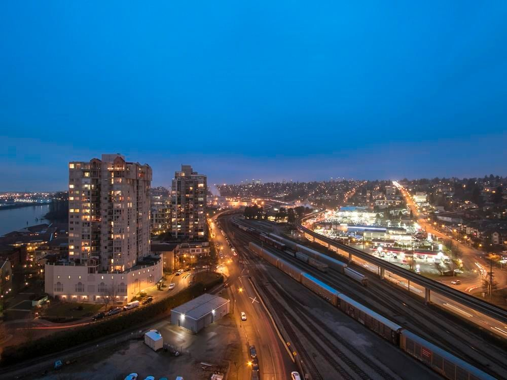 Main Photo: 1102 1245 QUAYSIDE Drive in New Westminster: Quay Condo for sale : MLS®# R2613572