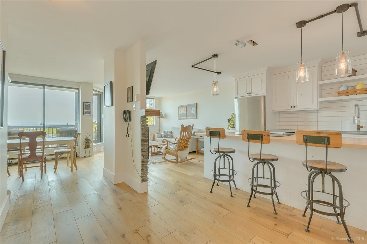 Main Photo: 502 1521 GEORGE STREET: White Rock Condo for sale (South Surrey White Rock)  : MLS®# R2544402
