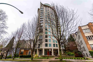 Photo 1: 707 1277 Nelson Street in Vancouver: West End VW Condo for sale (Vancouver West)  : MLS®# R2140105
