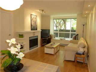 """Photo 1: 208 6893 PRENTER Street in Burnaby: Highgate Condo for sale in """"Ventura"""" (Burnaby South)  : MLS®# V1020005"""