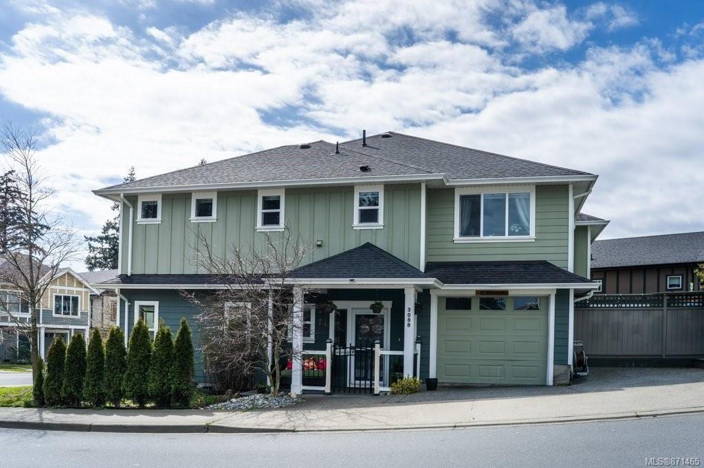 Main Photo: 3088 Alouette Dr in : La Westhills Half Duplex for sale (Langford)  : MLS®# 871465