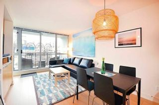 "Photo 2: 303 1680 W 4 Avenue in Vancouver: False Creek Condo for sale in ""Mantra"" (Vancouver West)  : MLS®# R2541946"