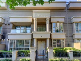 """Photo 2: 2 8297 SABA Road in Richmond: Brighouse Townhouse for sale in """"Rosario Gardens"""" : MLS®# R2486325"""
