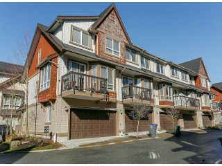 "Photo 1: 85 7155 189TH Street in Surrey: Clayton Townhouse for sale in ""BACARA"" (Cloverdale)  : MLS®# F1405846"