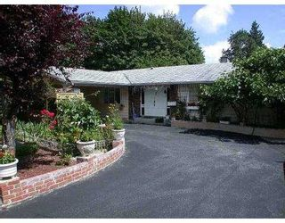 """Photo 1: 965 THERMAL DR in Coquitlam: Chineside House for sale in """"CHINESIDE"""" : MLS®# V543057"""