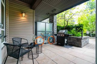 """Photo 21: 109 617 SMITH Avenue in Coquitlam: Coquitlam West Condo for sale in """"The Easton"""" : MLS®# R2580688"""