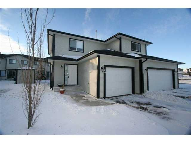 Main Photo: 46 102 CANOE Square: Airdrie Townhouse for sale : MLS®# C3452941