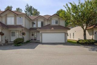 "Photo 1: A22 3075 SKEENA Street in Port Coquitlam: Riverwood Townhouse for sale in ""RIVERWOOD"" : MLS®# R2187202"