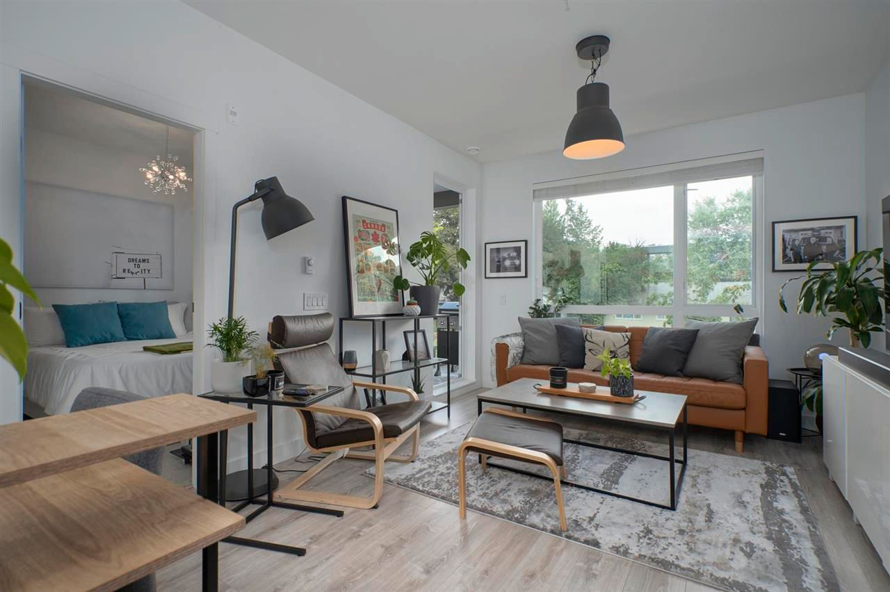 """Main Photo: 211 2382 ATKINS Avenue in Port Coquitlam: Central Pt Coquitlam Condo for sale in """"PARC EAST"""" : MLS®# R2583271"""